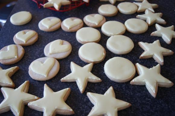 Sugar biscuits