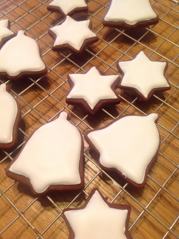 dairy free ginger bread