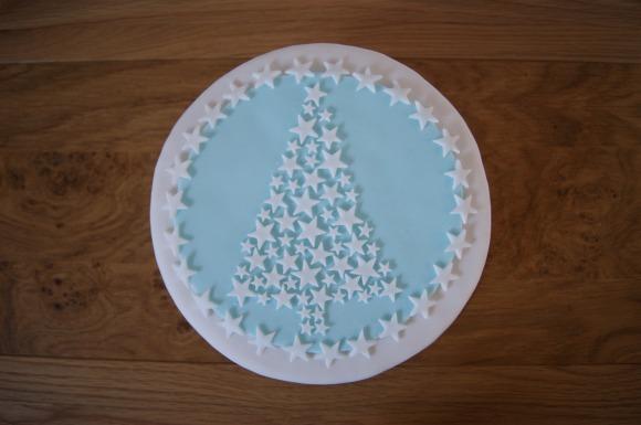 cakeykate's dairy free christmas cake