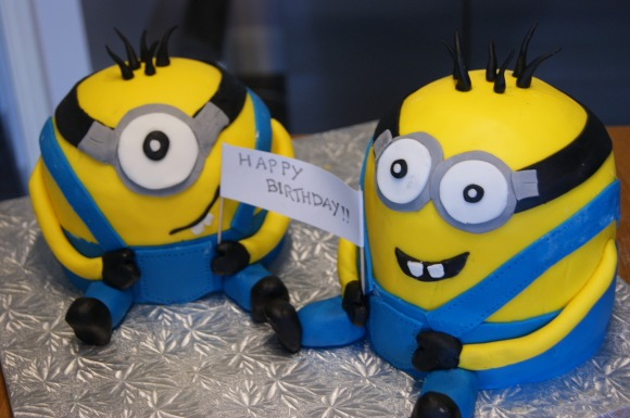 Minion Twins